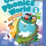 نمونه سوالات جمع بندی Oxford Phonics World 1