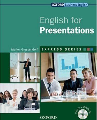 دانلود کتاب و فایل صوتی English for Presentations