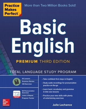 practice makes perfect basic english