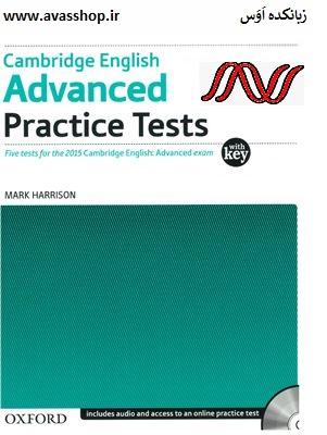 دانلود کتاب و فایل صوتی Advanced Practice Tests