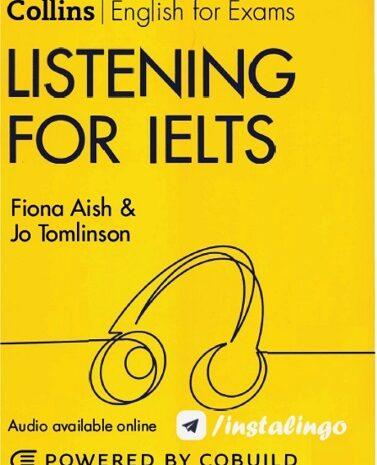 دانلود ویرایش دوم کتاب Collins Listening for IELTS