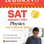 دانلود ویرایش چهارم کتاب SAT Subject Test Physics