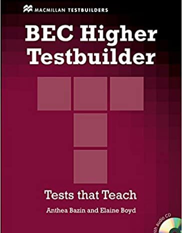 دانلود کتاب BEC Higher Testbuilder