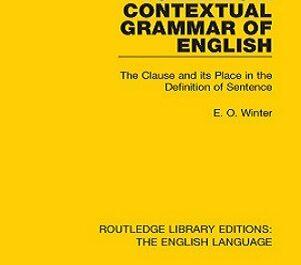 Contextual-Grammar-of-English