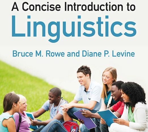 دانلود رایگان ویرایش پنجم A Concise Introduction to Linguistics