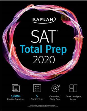 دانلود رایگان کتاب Kaplan SAT Total Prep 2020