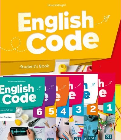 دانلود کتابهای English Code