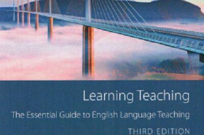 Scrivener J. Learning Teaching