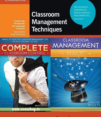 دانلود رایگان کتاب های مدیریت کلاس Classroom Management