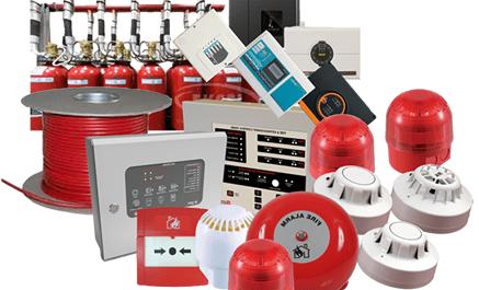 انواع سیستم هشدار دهنده آتش