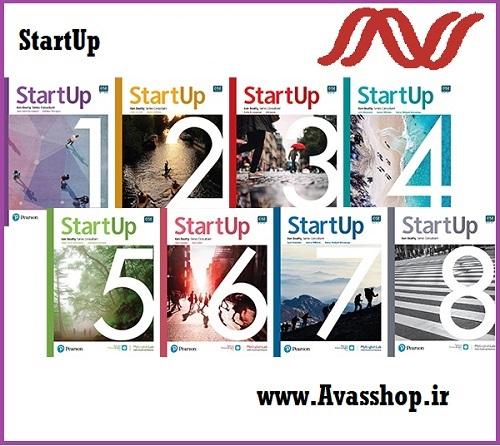 دانلود مجموعه کتابهای StartUp