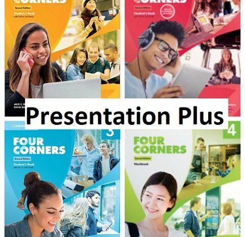 دانلود ویرایش دوم نرم افزار Four Corners Presentation Plus