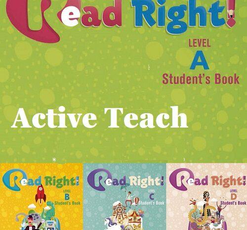 نرم افزار Read Right Active Teach