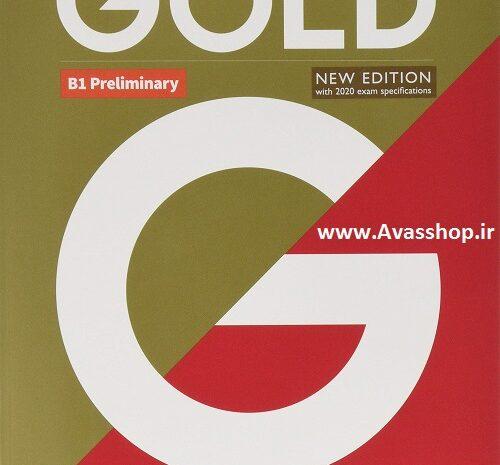 دانلود کتابهای Gold B1 Preliminary