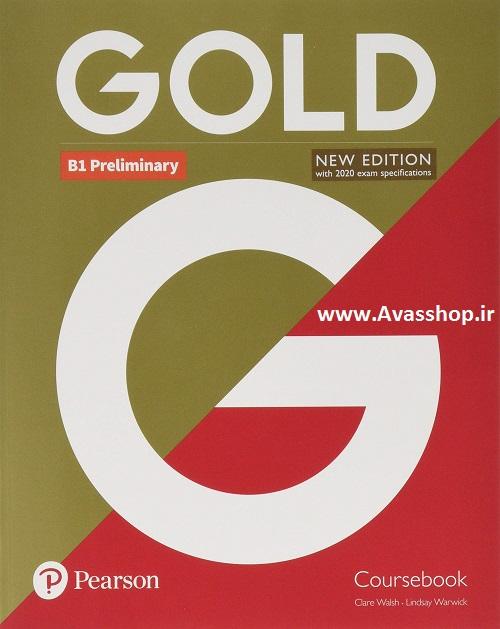 Gold B1 Preliminary Coursebook
