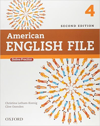 american file 4 student book