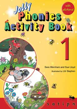 Jolly Phonics 1 Unit 1-4 Exam