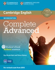 Complete Advanced Student Ebook