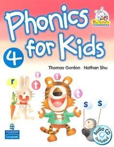 مجموعه آزمونهای جمع بندی Phonics for kids