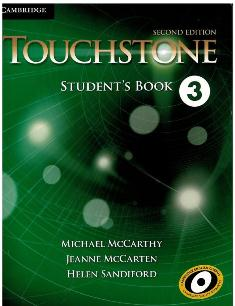 Touchstone 3 second edition test