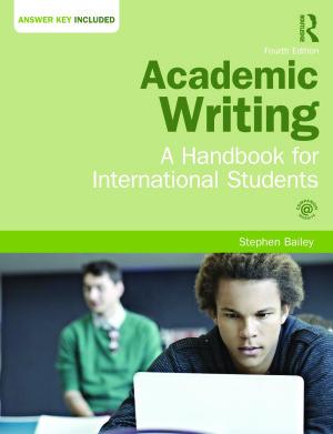 دانلود  ویرایش چهارم کتاب Academic Writing for International Students of Business