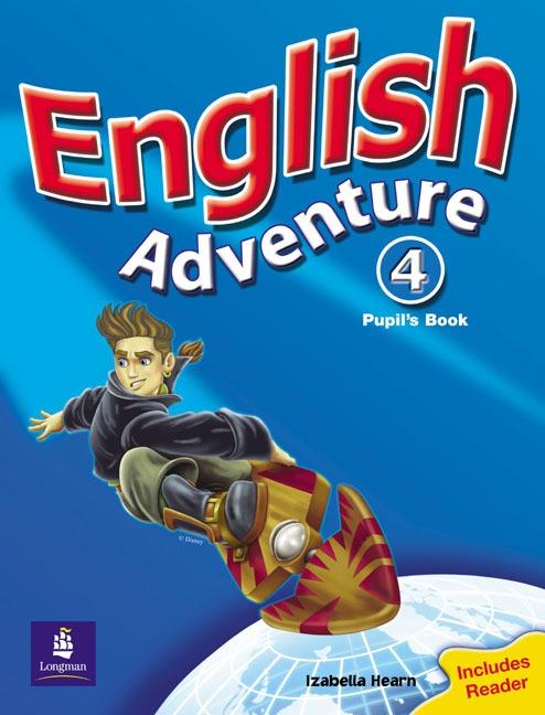 English Adventure 4 Pupil Book PDF