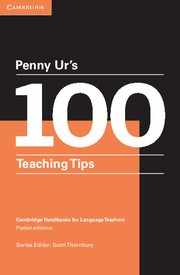 Penny Ur's 100 Teaching Tips PDF