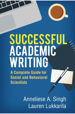 Successful Academic Writing PDF