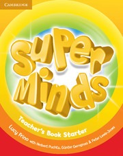 Super Mind Starter Teacher Book