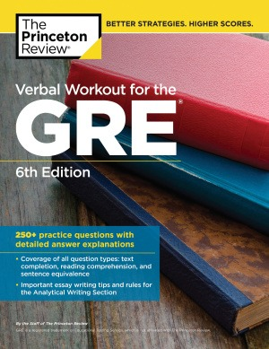 دانلود کتاب Verbal Workout for the GRE Sixth Edition PDF
